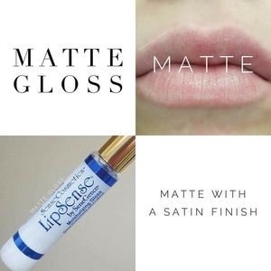 NWT SeneGence LipSense Matte Gloss